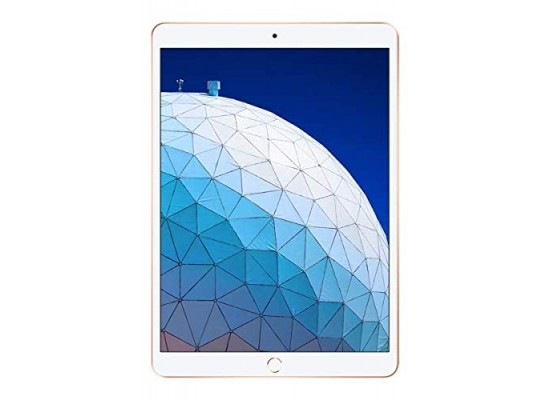 Apple iPad Air 2019 10.5-inch 256GB Wi-Fi Only Tablet - Gold 3