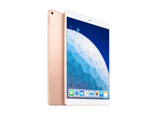 Apple iPad Air 2019 10.5-inch 256GB 4G LTE Tablet - Gold 2