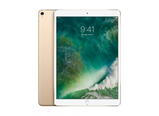 Apple iPad Pro 64GB 4G 10.5-inch Tablet - Gold