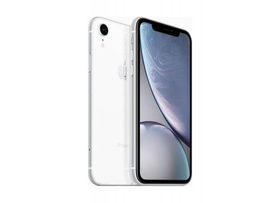 Apple iPhone XR 256GB Phone - White