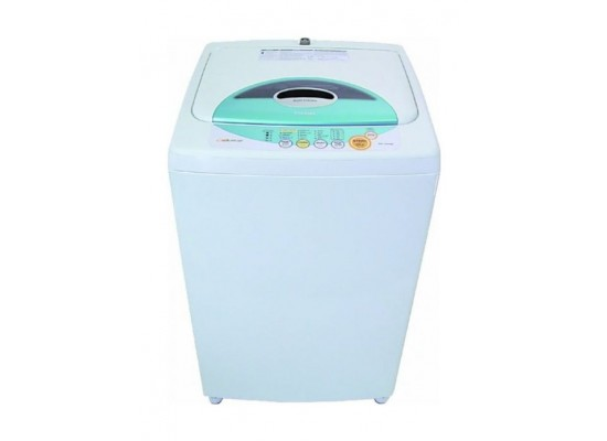 Toshiba 5.5KG Top Load Washing Machine (AW-F905LBB) - Blue