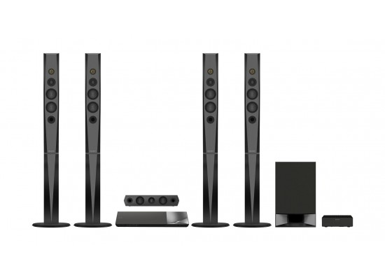 Sony 1200W 5.1-Ch 3D Blue-ray Home Theatre System -  Black BDV-N9200W