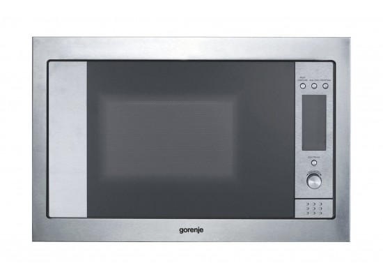 Gorenje 900w 50l Built In Microwave Oven With Grill Bm5350xsa