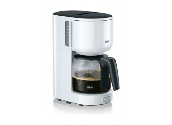 Braun KF3100 PurEase 600W Coffee Maker
