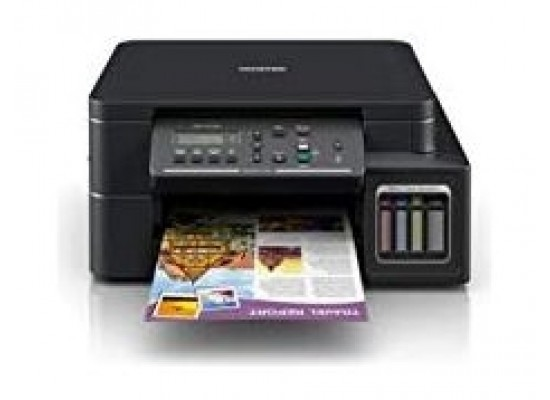 Brother 3 IN 1 Inkjet Refill Tank System Wireless Printer (DCPT510W)