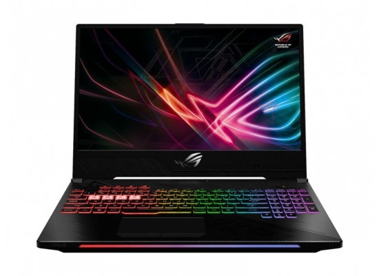 Asus ROG Strix GeForce 1060 6GB Core i7 16GB RAM 1TB HDD + 256 GB SSD 15.6 inch Gaming Laptop