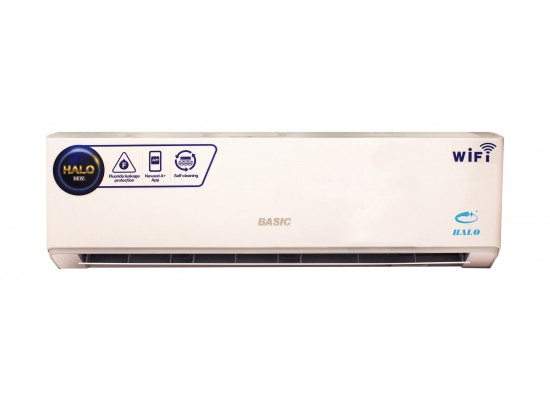 Basic Halo 24000 BTU Cooling Split AC with Wi-Fi - BSACH-F24CD