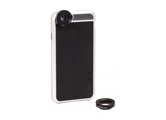Fellowes Exolens Case For iPhone 6 & 6S - 2 Lens