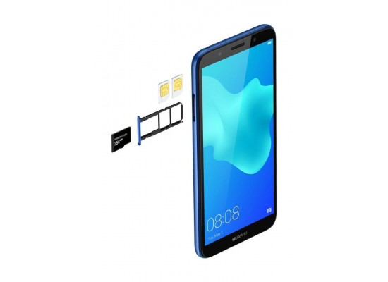 Huawei Y5 Prime 2018 16GB Phone - Blue