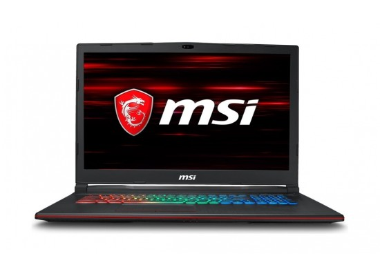 MSI GP73 Leopard 8RE GeForce GTX 1070 6GB Core i7 16GB RAM 1TB HDD + 256GB SSD 17.3 inch Gaming Laptop
