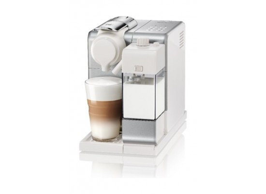 Nespresso Lattissima Touch Coffee Machine - Silver