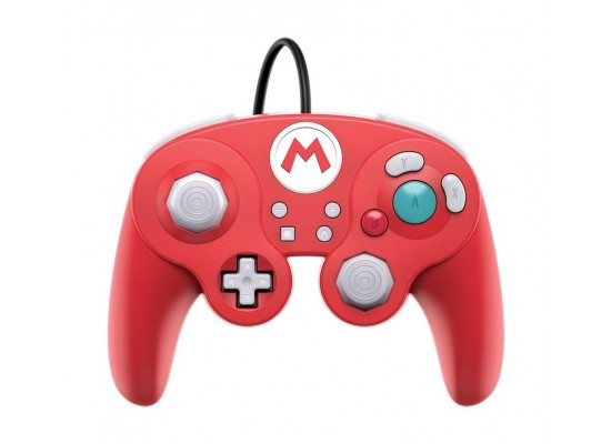 Nintendo Switch Wired Controller Smash Pad Pro - Mario