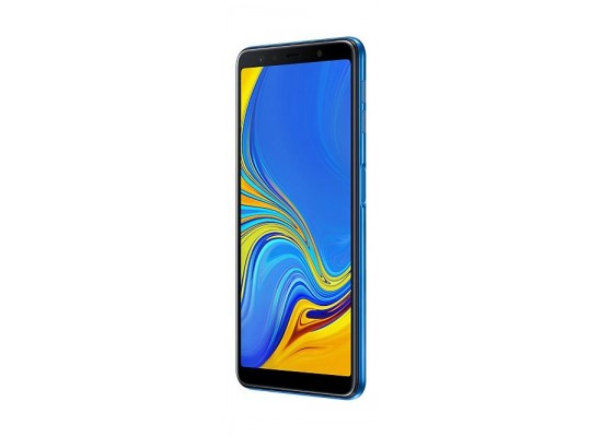 Samsung Galaxy A7 2018 128GB Phone - Blue