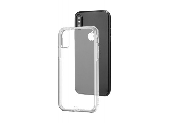 c54fe82989 CaseMate Tough Case For iPhone X – Clear | Xcite Alghanim ...