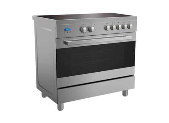 Midea Electric 90X60 cm Cooker (VSVC96048) - Stainless Steel