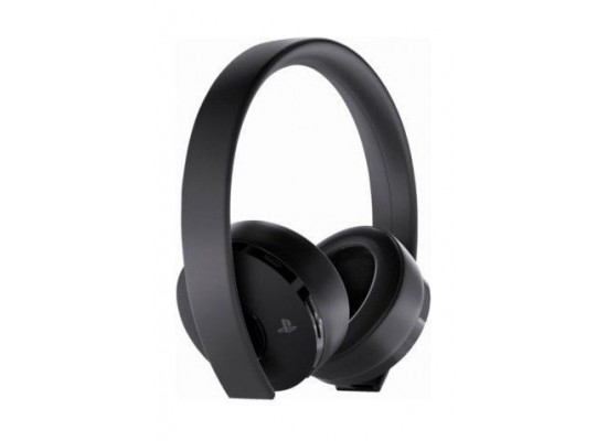 Sony PlayStation Gold Wireless Headset (CUHYA-0080) - Black