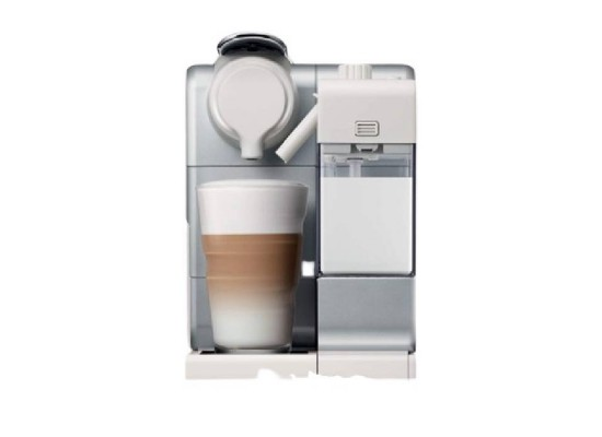 Nespresso Lattissima Touch Coffee Machine - Silver (F521-ME-SI-NE)