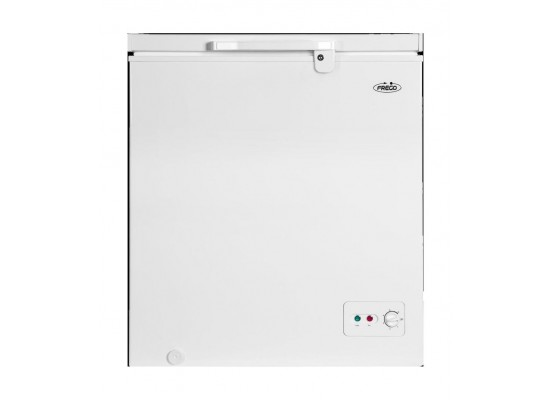 Frego 3.4 Cubic Feet Chest Freezer (FCF-150WM) - White
