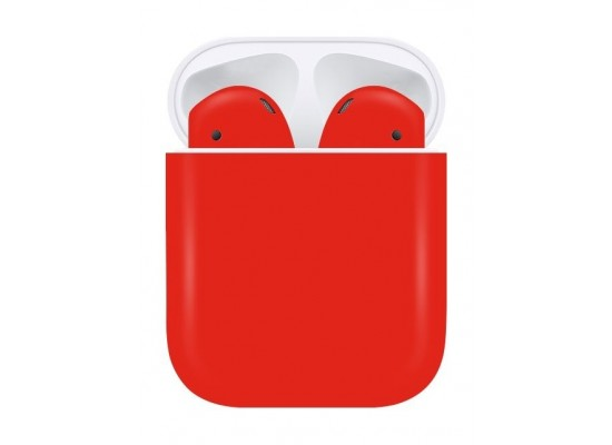 Switch Painted Apple Airpod 2 - Matte Ferrari