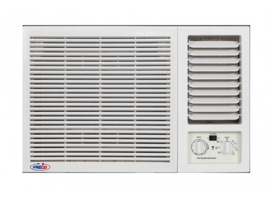 Freego 17000 BTU Heating and Cooling Window AC - FT18EX-2T9