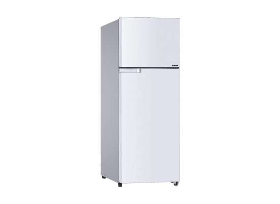 Toshiba 17.9 Cu.Ft. Top Freezer Refrigerator (GR-H675ABEZ(W) - White