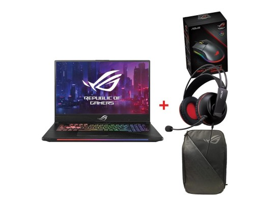 ASUS ROG Strix SCAR II GL704 GeForce RTX 2070 8GB Core i7 16GB RAM 1TB HDD + 256GB SSD 17.3 inch Gaming Laptop 2