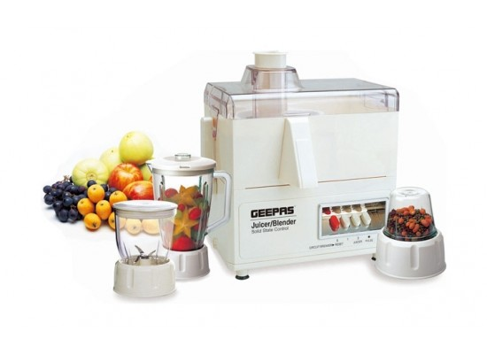 Geepas 4 in 1 food processor - gsb5439 price in Saudi Arabia | X