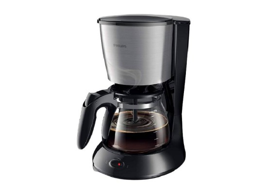 Philips Drip Coffee Maker – Black (HD7462/20)