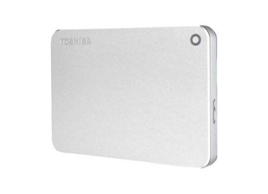Toshiba Canvio Premium 1TB Silver External Hard Drive Price in KSA | Buy Online – Xcite