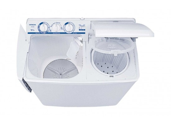 Hitachi PS-500A Twin Tub Washing Machine | Xcite KSA