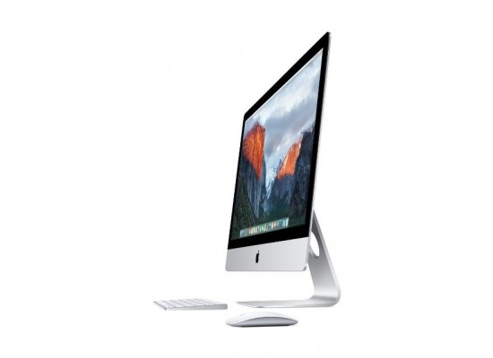 Apple iMac Intel Core i5 2.3GHz 8GB RAM 1TB HDD 21.5 Inch Desktop (MMQA2) - White