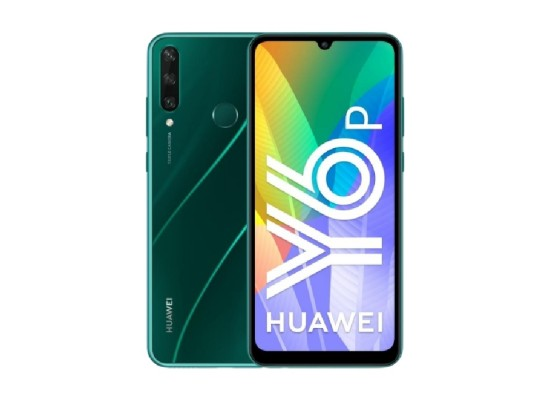 Huawei Y6P 64GB phone – Green