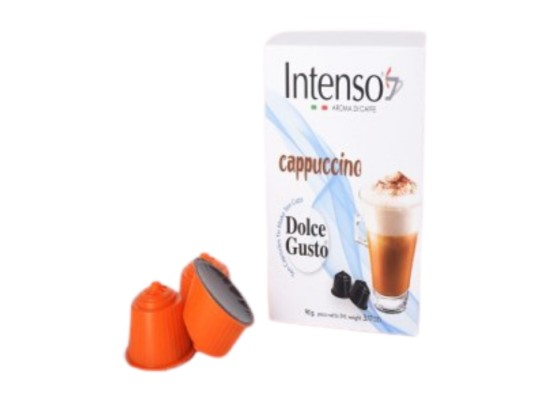 Intenso Dolce Gusto Caramel Cappuccino Capsules