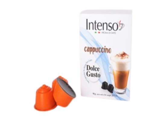 Intenso Dolce Gusto Rose Cappuccino 10 Capsules