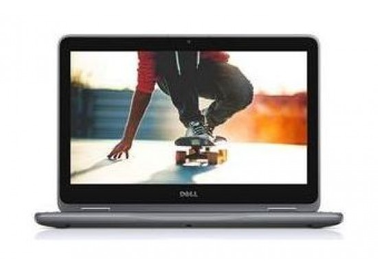 Dell Inspiron 11 3000 (3168) Pentium 4GB RAM 500GB HDD 11 6-inch  Touchscreen Convertible Laptop – Grey