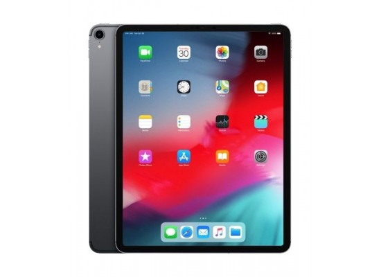 Apple iPad Pro 2018 12.9-inch 64GB 4G LTE Tablet - Grey 1