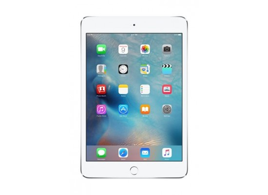 APPLE iPad Mini 4 7.9-inch 128GB Wi-Fi Only Tablet - Silver