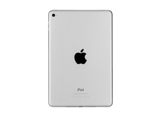 Apple iPad Mini 4 128GB LTE/WiFi Tablet - Silver MK772AB/A
