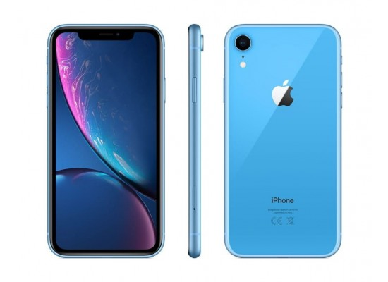 Apple iPhone XR 256GB eSIM Phone - Blue
