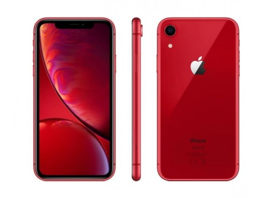 Apple iPhone XR 64GB eSIM Dual SIM Phone - Red