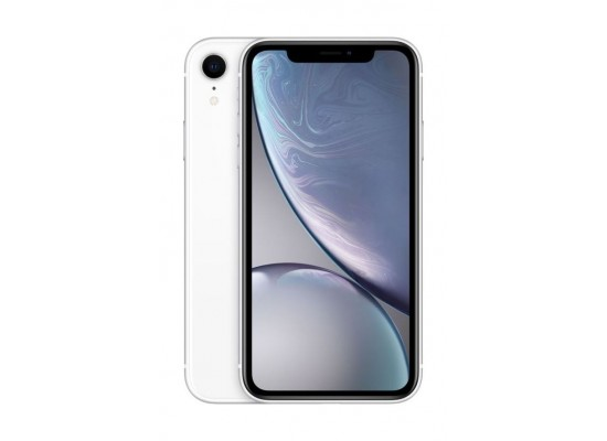 Apple iPhone XR 256GB eSIM Phone - White