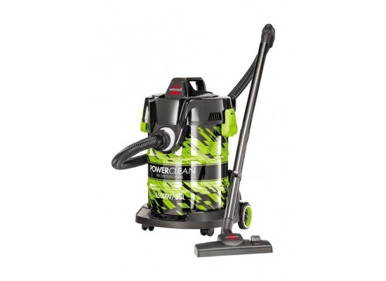 Bissell premium powerclean 23 liter wet & dry vacuum cleaner