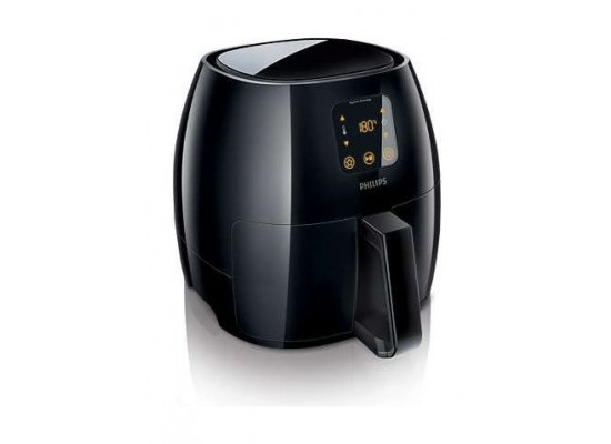 Philips 2100W 1.2KG Avance Collection Airfryer XL with Rapid Air Technology (HD9248/96) – Black