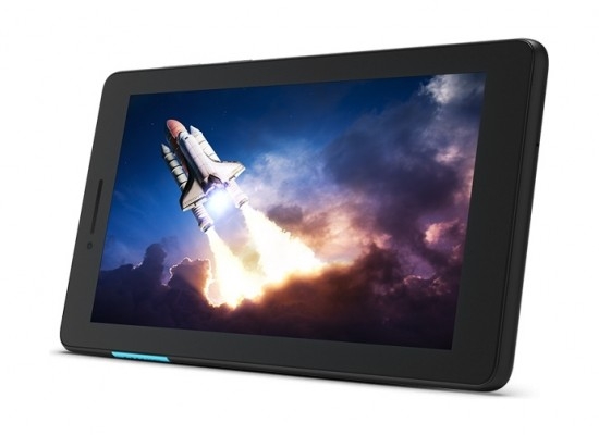 Lenovo Tab E7 8GB Tablet - Black