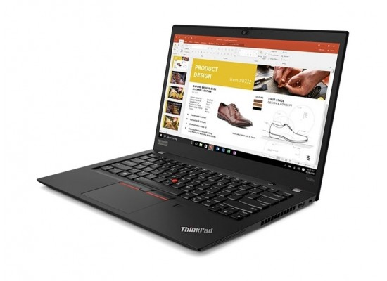 Lenovo ThinkPad T490S Core i7 8GB RAM 512 GB SSD 14-inches Laptop - Black