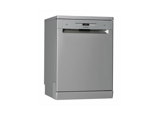 Ariston 5 Programs 13 Place Settings Dishwasher - Silver