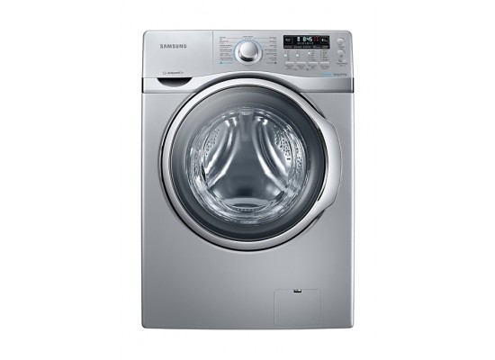 Samsung 16kg/8kg front loading washing machine (wd16j7200ks1