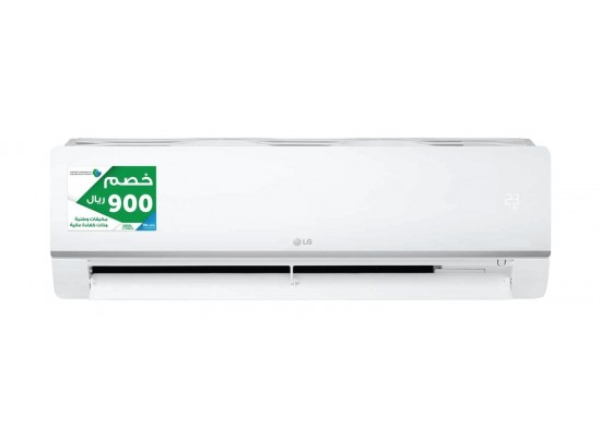 LG Vision from High Efficiency Initiative Air Conditioner 18000 BTU cooling  Dual Inverter Compressor Split AC - NC182C3