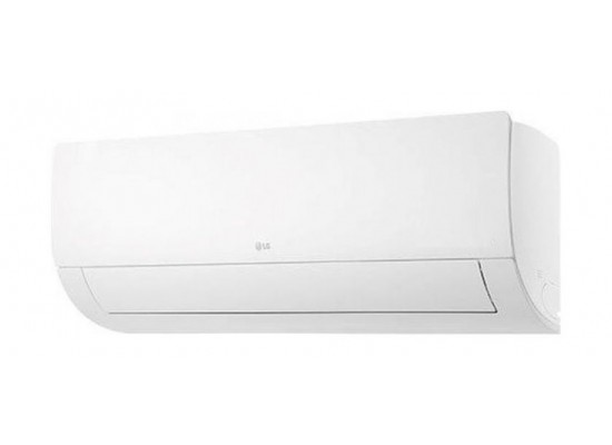 LG Smart 24000 BTU Cooling Split AC - NS242C2SK- It comes with a pipe kit