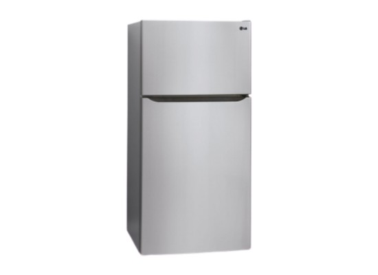 Lg 23 cft top mount refrigerator - silver (lt24cbbvln) price in
